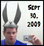 September 2009 Fitness Diary!