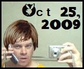 October 2009 Fitness Diary!