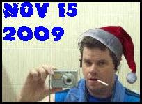 November 2009 Fitness Diary!