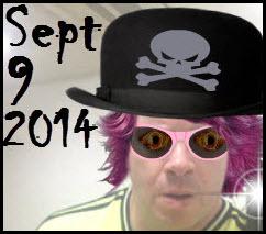September 2014 Fitness Diary!