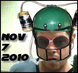 November 2010 Fitness Diary!