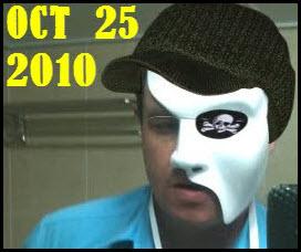 October 2010 Fitness Diary!