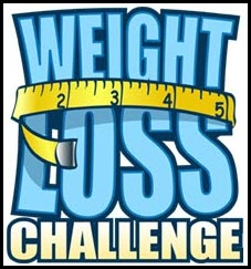 4-Week Weight Loss Challenge: Week 4!