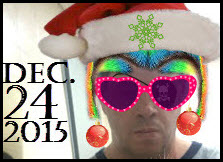 December 2015 Fitness Diary!