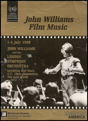 john williams 1998 a