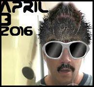April 2016 Fitness Diary!