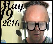 May 2016 Fitness Diary!