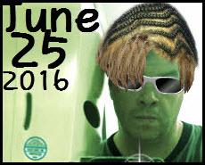 June 2016 Fitness Diary!