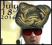 July 2016 Fitness Diary!